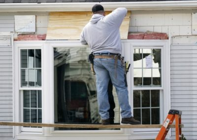 Roofing, Siding, Windows Installation or Repair Projects